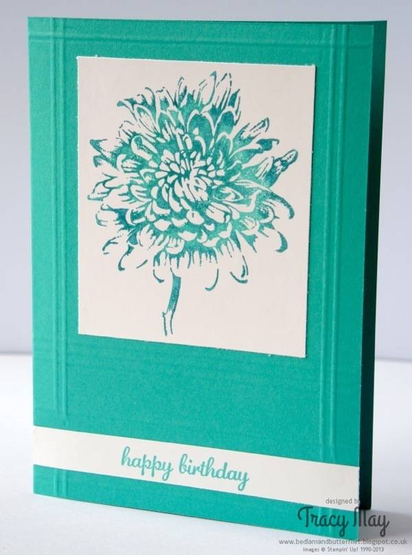 Stampin Up Blooming with Kindness gift ideas card making Tracy May