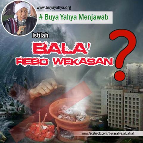 Rebo Wekasan, Benarkah Ini Ada Dalam Islam ? Inilah Jawabannya