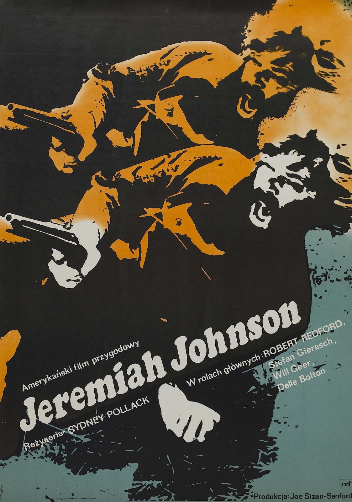 Jeremiah Johnson (1972) BrRip 1080p Dual Ing-Latino