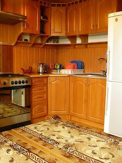 Заринок Кухня