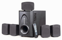 Buy F&D F700UF 5.1 multimedia speakers at amazon