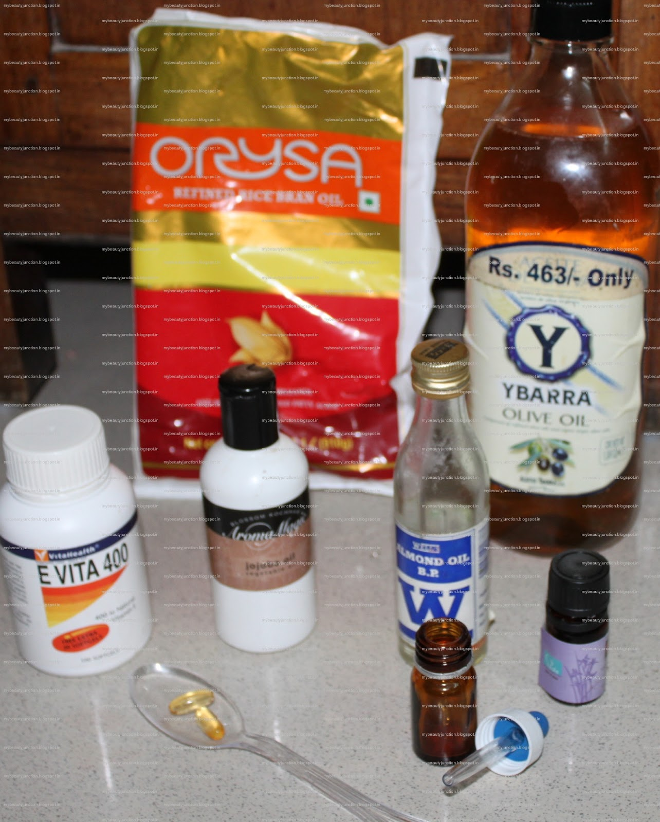 How to make your own natural cuticle oil with home based ingredients