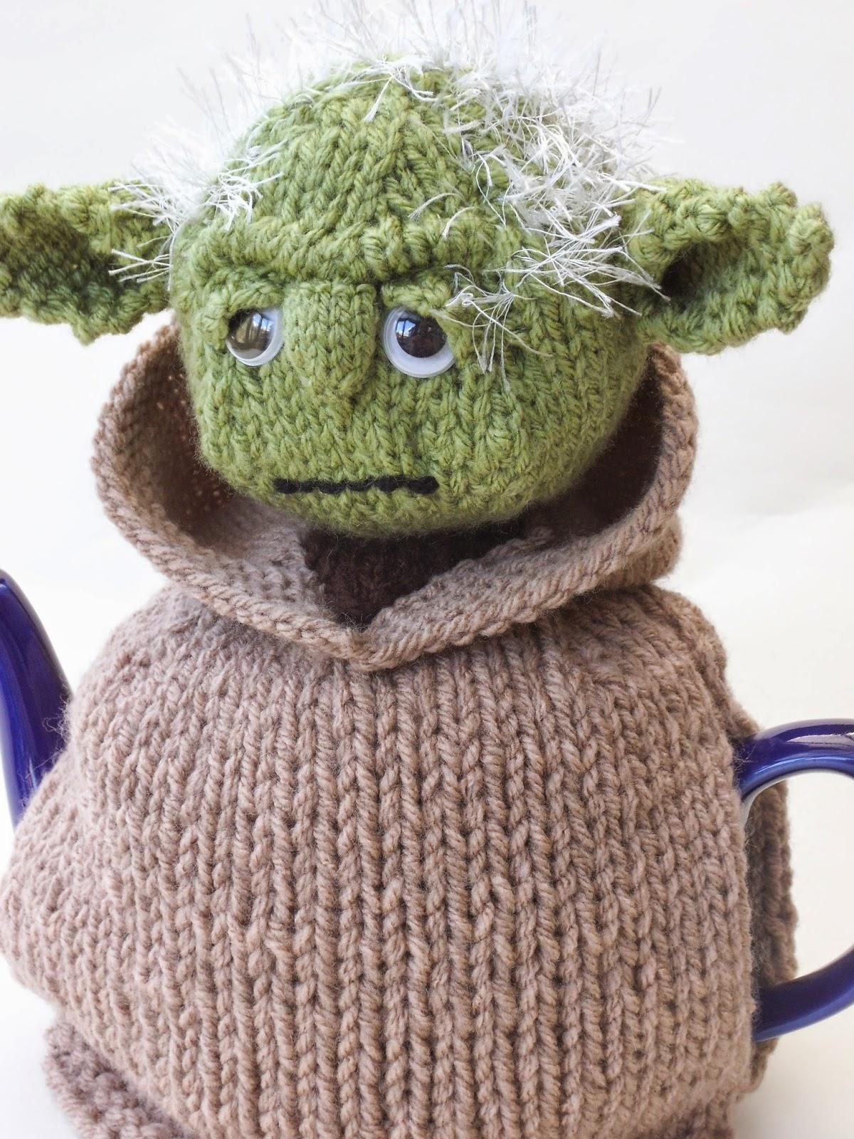 Yoda Tea Cosy   Tea Cosy Folk Designs