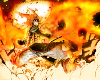 fairy tail fire