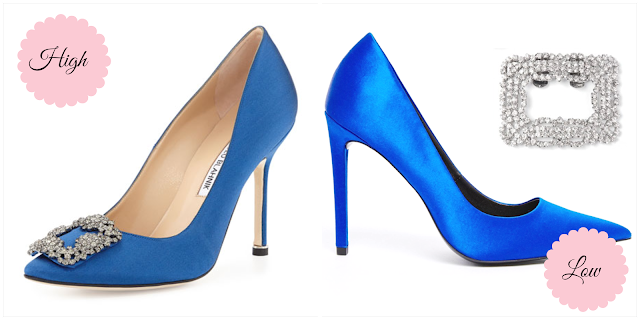 Ioanna's Notebook - High vs. Low Manolo Blahnik Hangisi dump