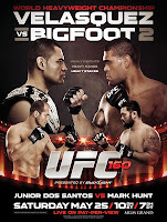 UFC 160 Cain Velasquez vs Big Foot Video