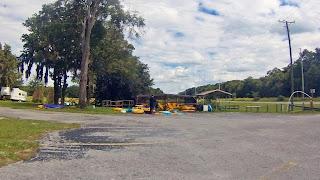 River Run Campground (29°57'13'', -82°47'51'') Schwimmreifen ausleihen