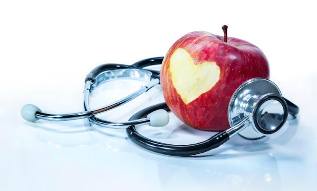 Mencegah Kolesterol Tinggi Dengan Apel