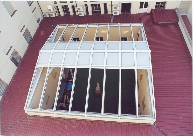 Claraboyas baratas de policarbonato para su reforma en - Claraboyas para techos ...