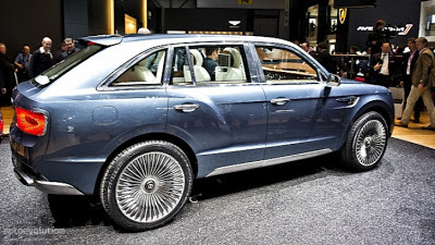 Bentley SUV Very Close to Getting Green Light for Production