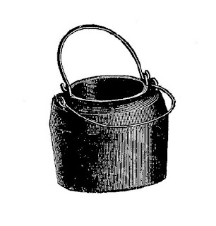 stock cauldron clip art