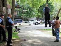 Policía piñata