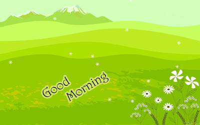 good_morningvaio_green_background_1920x1200