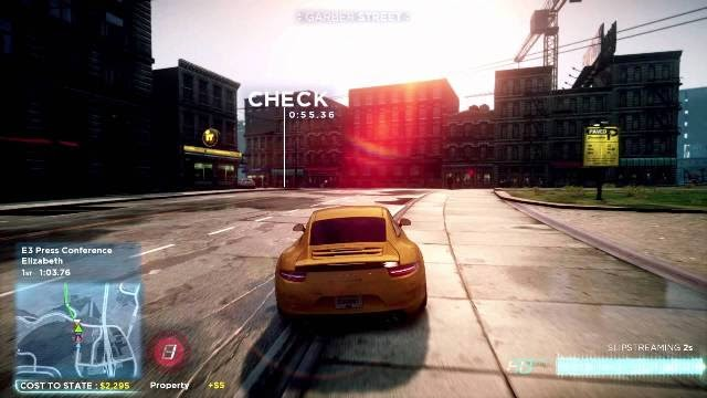 Free NFS Most Wanted 2012 PC Games