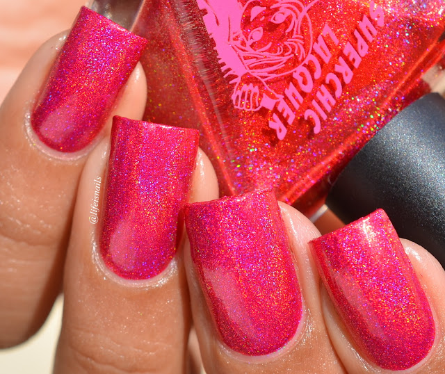 Superchic Lacquer Realm of erotica