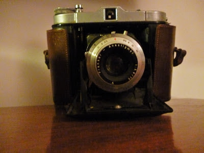 The Solida I Camera made by Franka in Germany