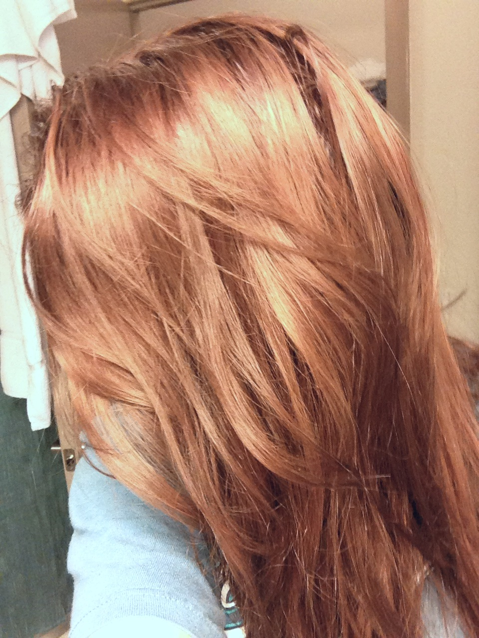 From Class To Date Night Ulta Red Hair Glaze Review