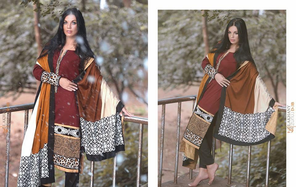 LSM Fabrics Zunn Winter Collection 2014-2015