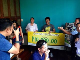 Anong Kwentong Salu-Salo mo?, Golden Cowrie, Hukad at Golden Cowrie, Christine Kokseng, Promo Winners, Big Seed Promotions