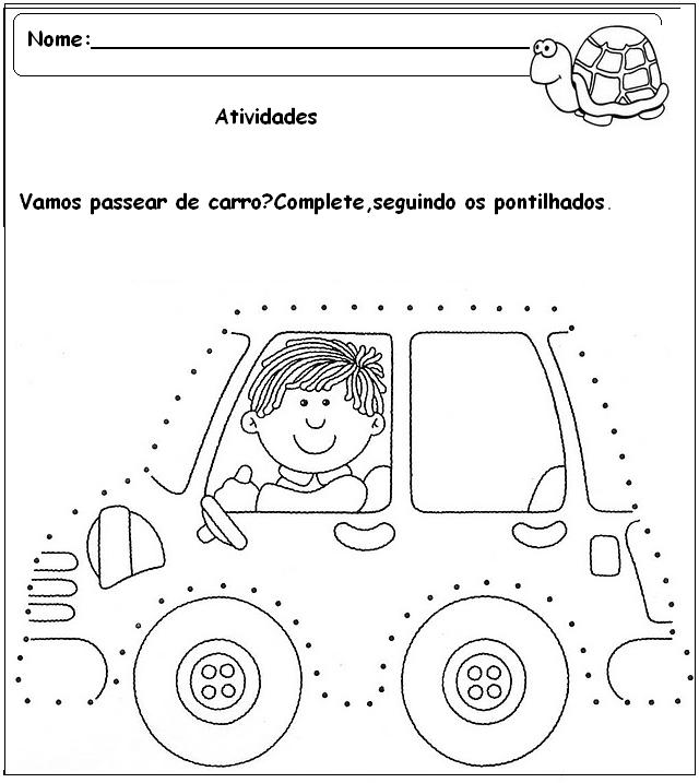Atividades Para Educacao Infantil 530 Atividades Diversas Para Baixar