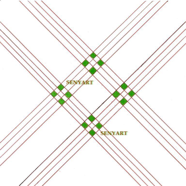 gráfico, gráfico laços na diagonal, gráfico fucico invertido