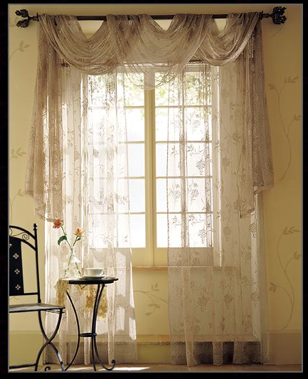 Knitting Crochet Obsession Beautiful Curtains