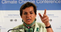 Christiana Figueres is the executive secretary of the UN climate initiative. (Photo Credit: UNFCCC) Click to Enlarge.