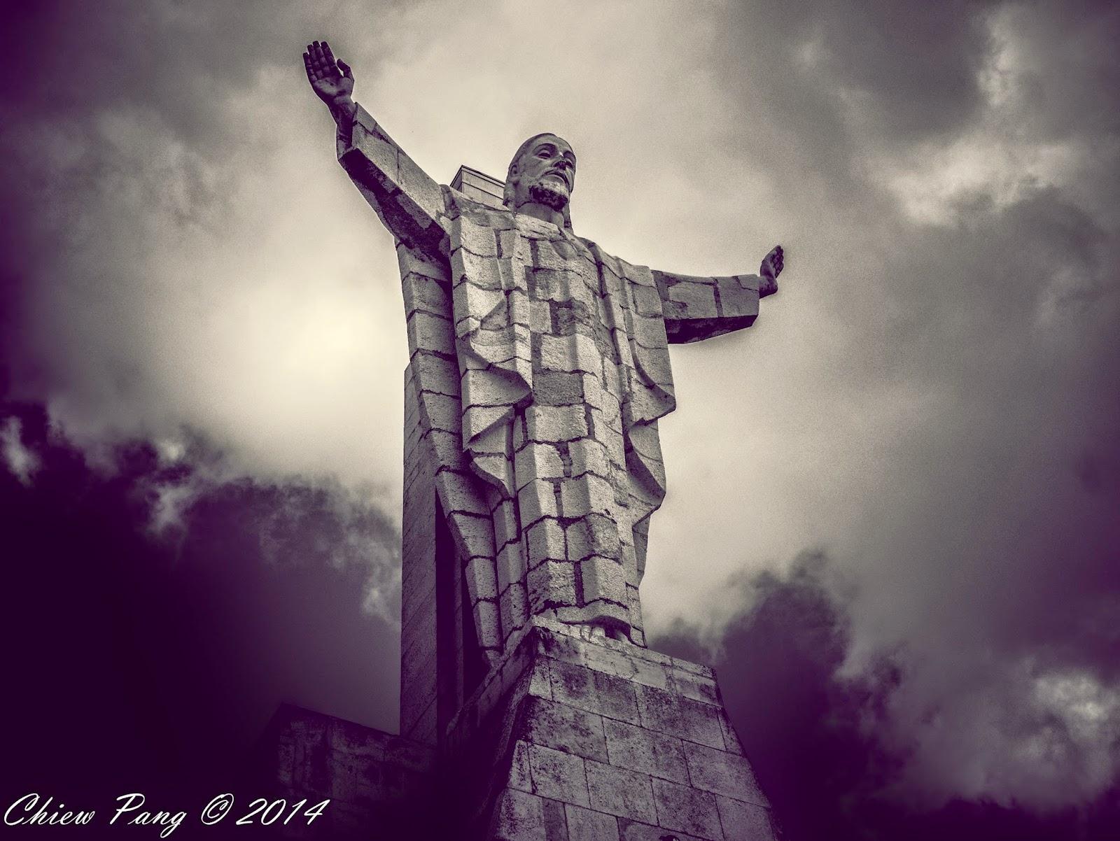 El Cristo, Monte Naranco, Oviedo, Asturias