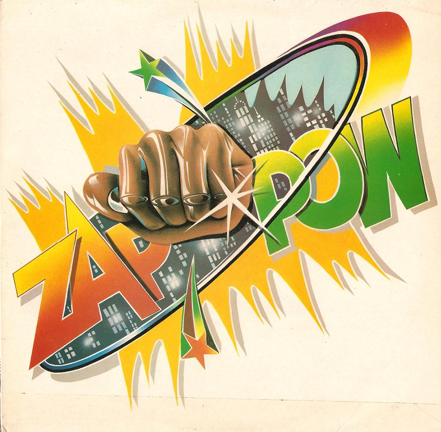 Zap Pow Zap-Pow This Is Reggae Music - Break Down The Barriers