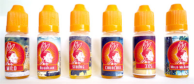 HisVape Tobacco Flavours