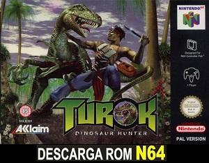 Turok-Dinosaur Hunter 64 ROMs Nintendo64