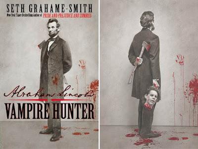 Ейбрахам Линкълн: Ловецът на вампири фентъзи роман
