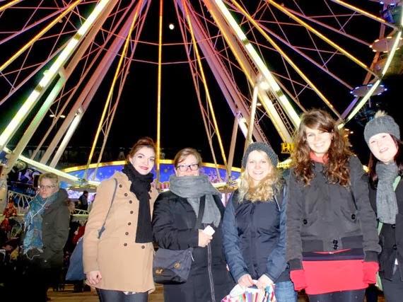 Leipziger Weihnachtsmarkt - Oh du fröhliches Bloggertreffen!