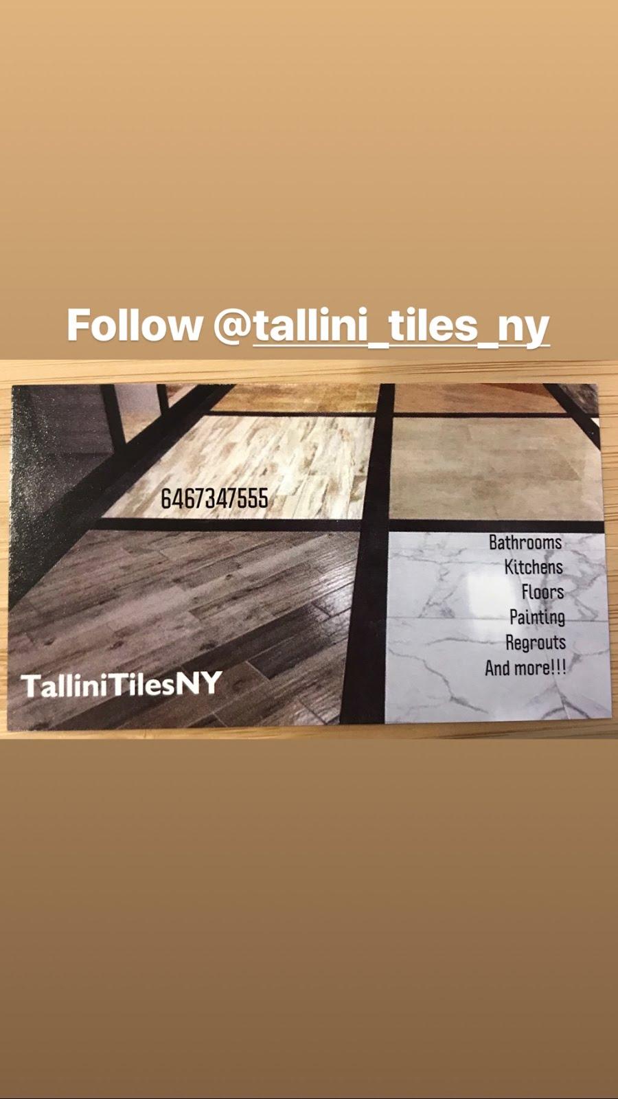 TALLINI TILES NYC