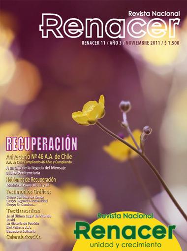 Revista Renacer 11