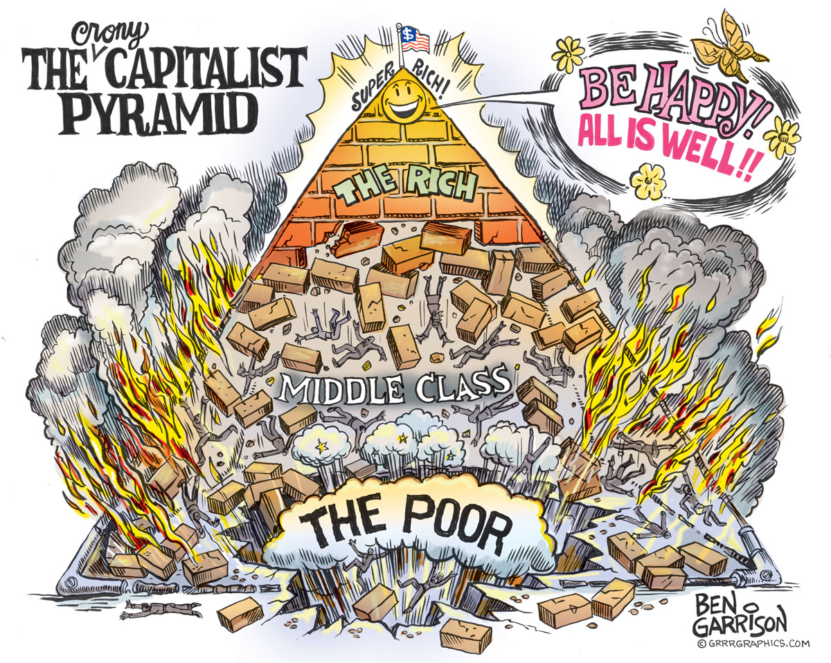 capitalism and the american dream Third wave capitalism winner-take-all ideology and a virtual fusion of government and business have subverted the american dream greed and economic inequality reinforce the sense that each of us is on our own.