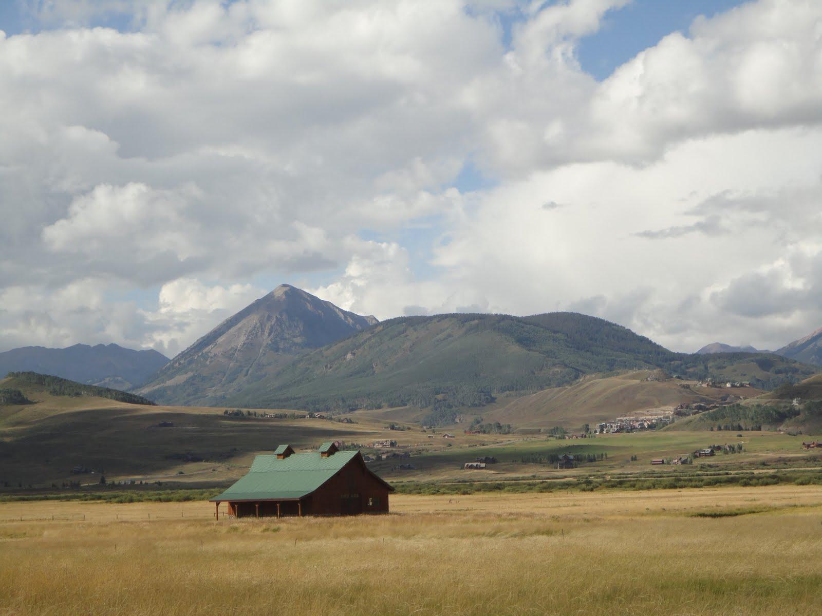 My life in colorado settembre 2011 for Cabine vicino a crested butte co