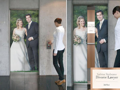 23 Creative and Cool Elevator Advertising (23) 1