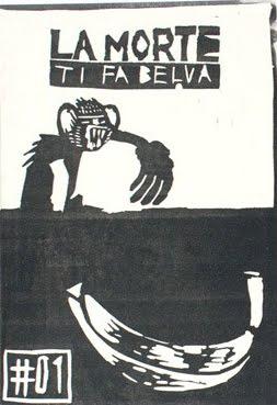 AAVV - LA MORTE TI FA BELVA #01