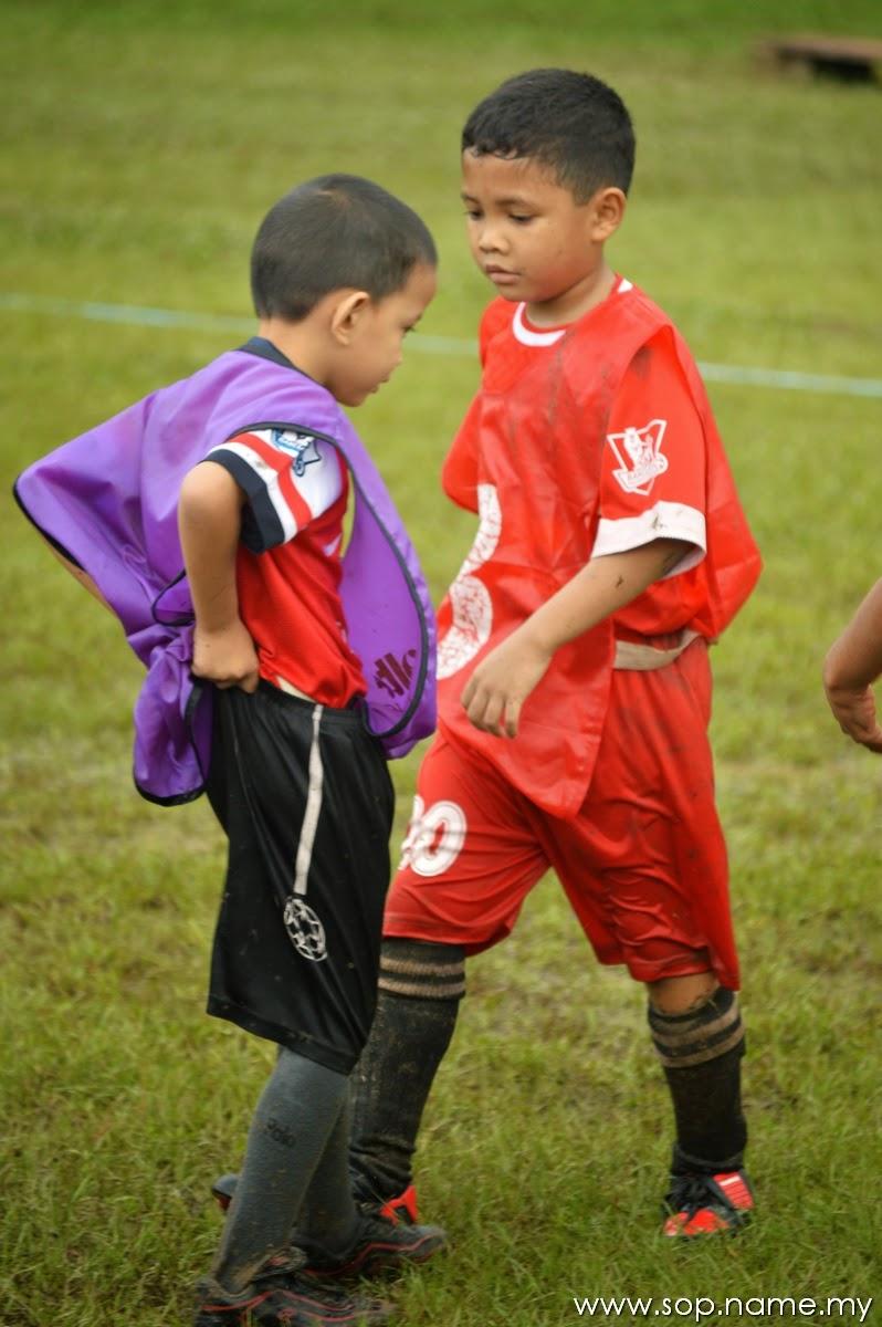 Karnival Bola Sepak Bawah 9 Tahun SK Taman Seri Rampai