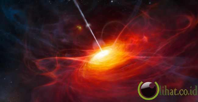 Struktur Galaksi Terluas, Percaya?
