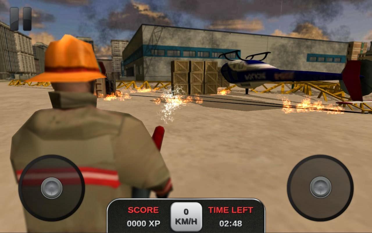 Firefighter Simulator 3D MOD APK