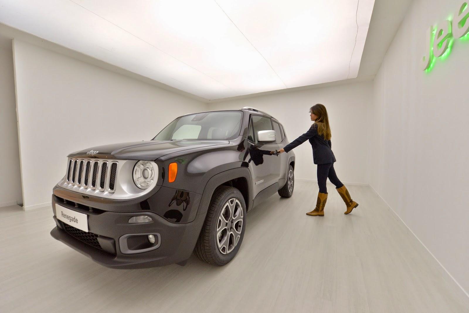 Jeep Renegade y su nueva propuesta de venta online