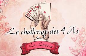Le défi des 4 AS !