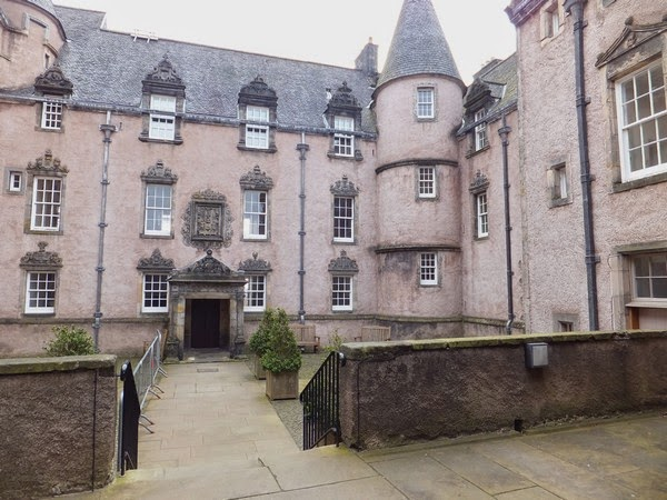 Stirling écosse scotland argyll's lodging
