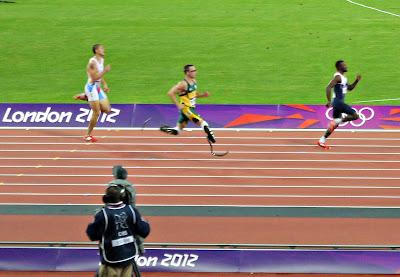 Paralympics, Blade Runner