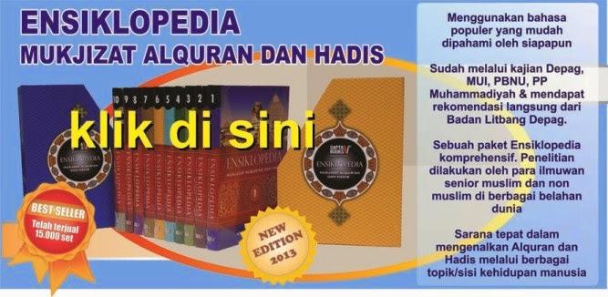 Ensiklopedia Mukjizat Alquran dan Hadist - maqdis