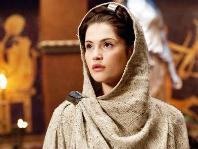Gemma Arterton beautiful face