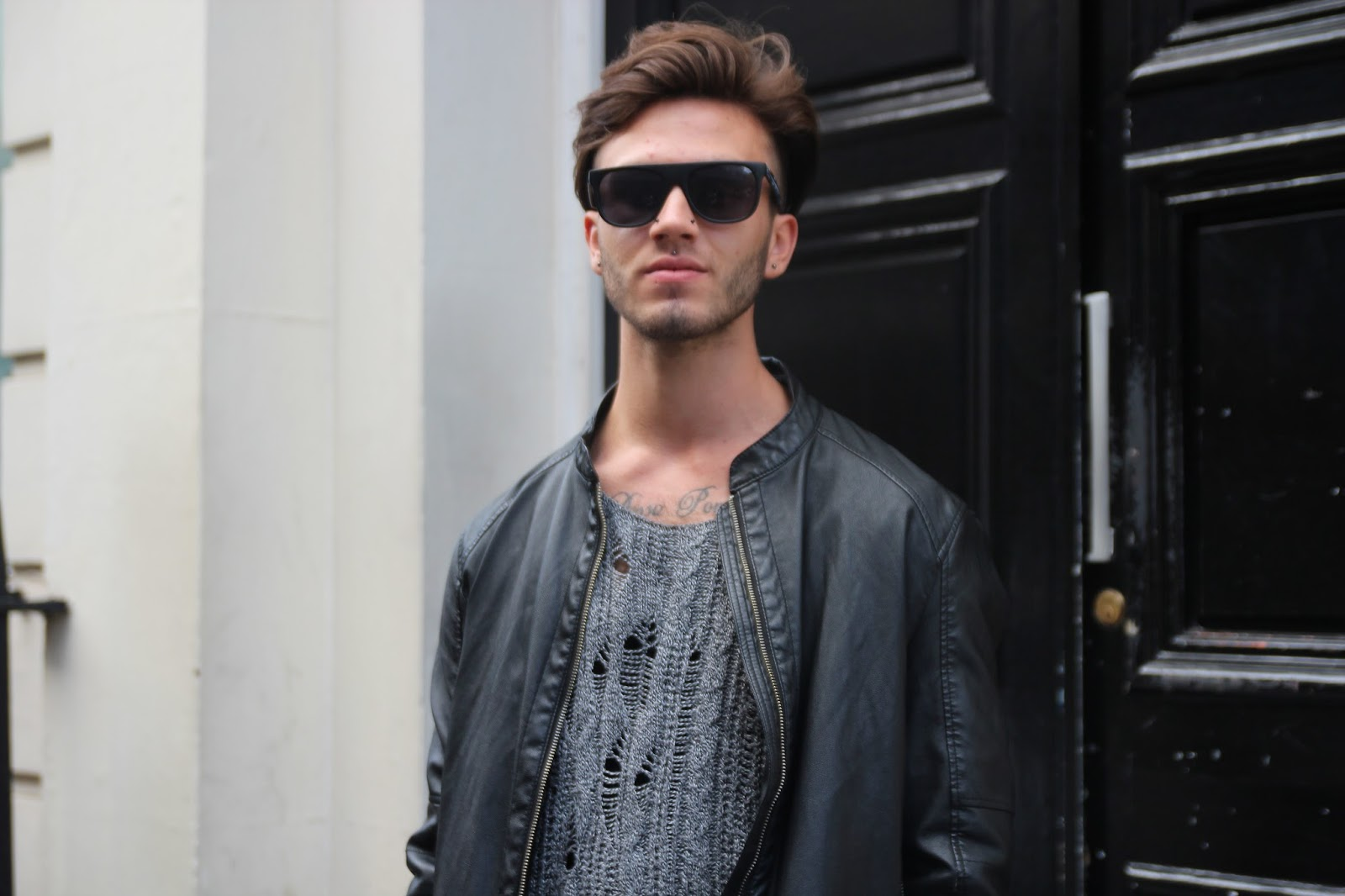 Male Fashion Blogger