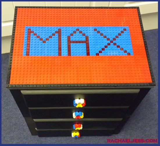 using Lego to upcycle